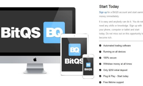 BitQS Reviews – Automated Trading Robot To Get Rich Or Scam? Signup