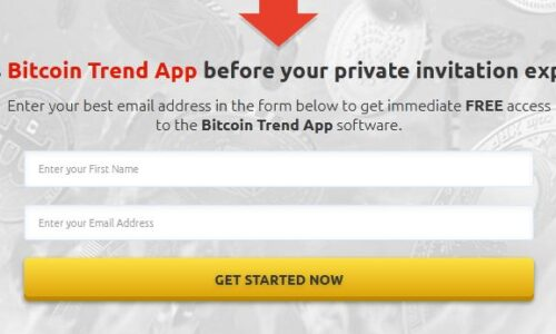 Bitcoin Trend App Reviews – Automated Trading App Scam or Legit? Login