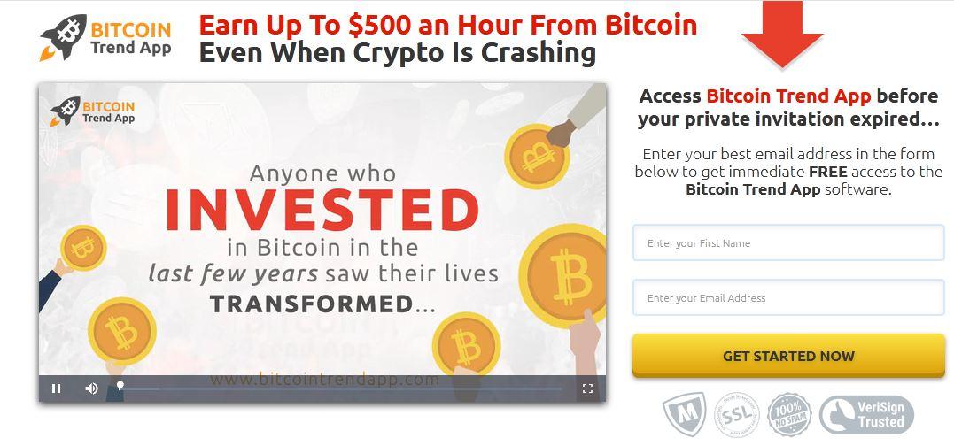 Bitcoin Trend App 2