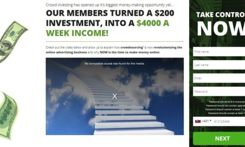 Crowd Millionaire – Legit Money Making Opportunity? *Shocking Reviews*