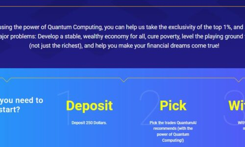 Quantum AI {Reviews 2021} – $1500 in 5 Hours or Another Trading Scam?