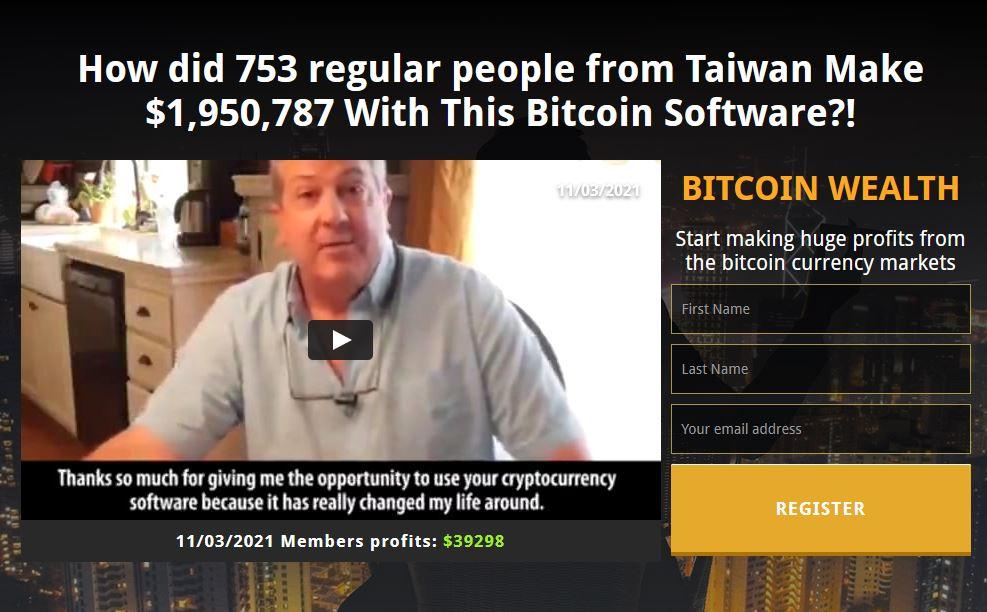 Bitcoin wealth 2