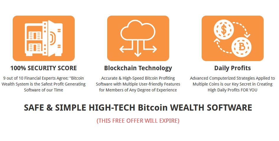 Bitcoin wealth
