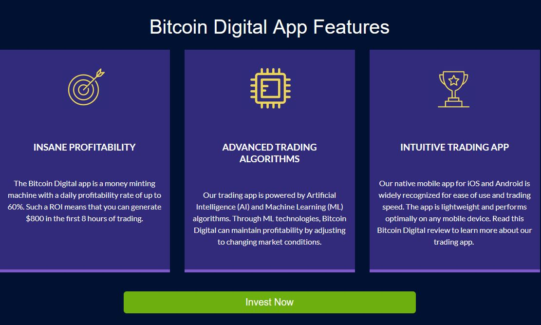 Bitcoin Digital App 1
