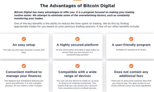 Bitcoin Digital App [Reviews 2021] – Digital Currency Trading Scam or Legit