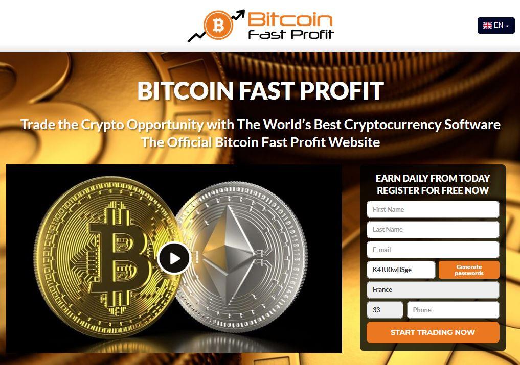 Bitcoin Fast Profit 2