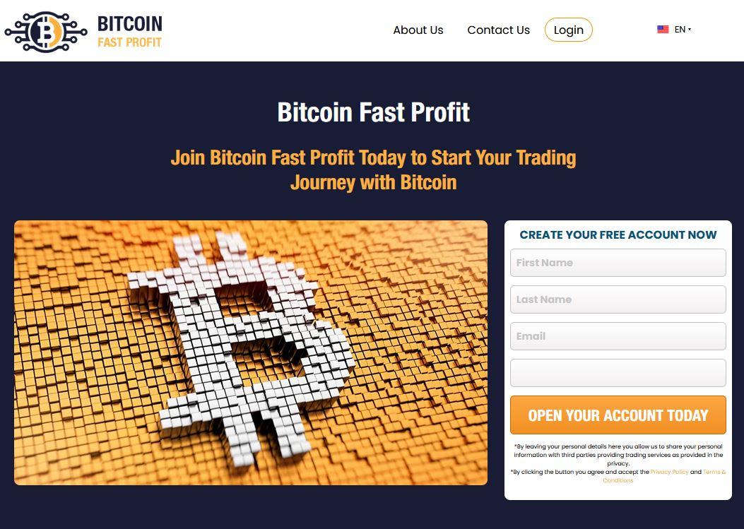 Bitcoin Fast Profit