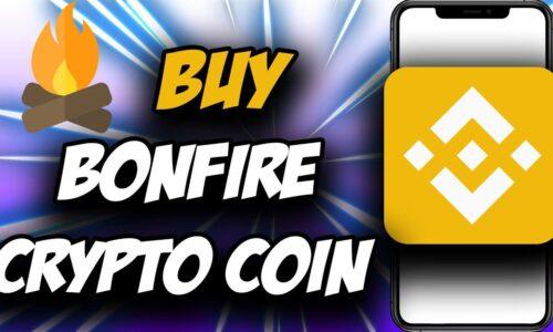 Bonfire Crypto Token – How To Buy Bonfire Price Coin? BNB Crypto Chart