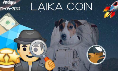 Laika Crypto PooCoin – Laika Coin Address BSCScan! Laika Token Price