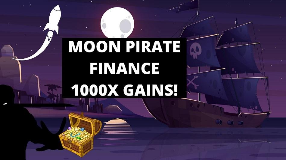 Moon Pirate Crypto