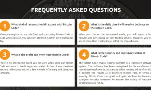 The Bitcoin Code App – Real Crypto Trading or Bluff? Reviews Flashback
