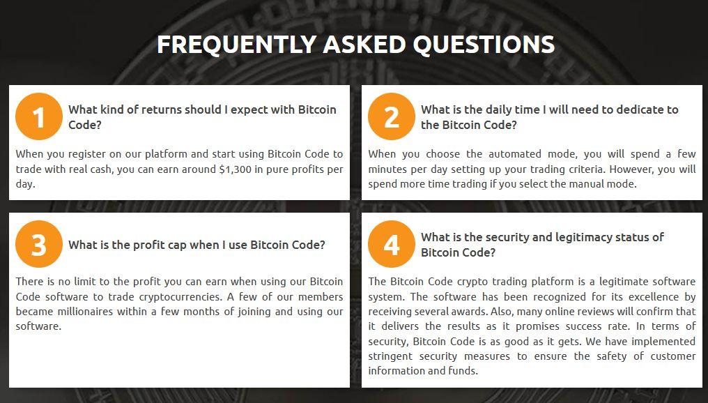 The Bitcoin Code 2