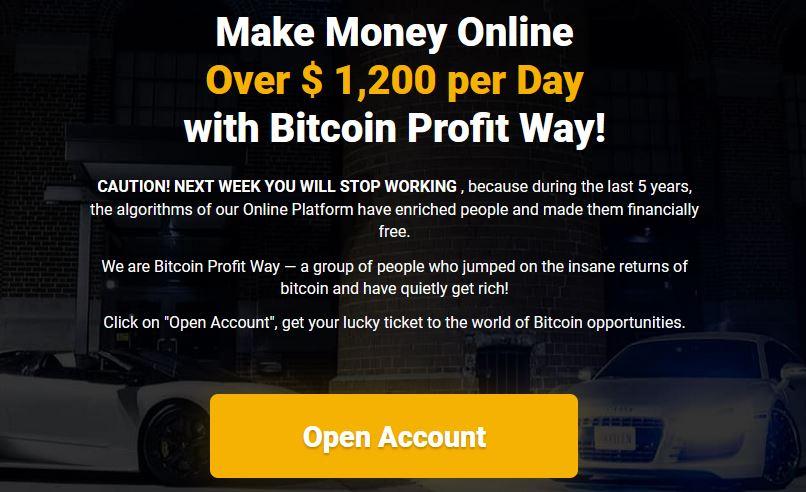 Bitcoin Profit Way 1