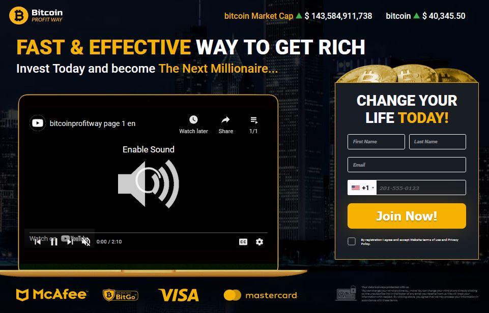 Bitcoin Profit Way